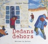 Carine Sanson - Dedans, dehors.