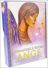 Carisa Mellado - Demandez à votre ange - Cartes Oracle, Dictionnaire angélique, guide d'accompagnement.