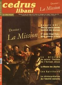 Antoine Abi Acar et Jean Salem - Cedrus libani N° 76, 2e trimestre : La Mission.