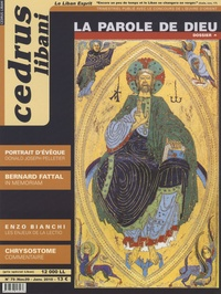 Antoine Abi Acar - Cedrus libani N° 79, Novembre 2009 : La parole de Dieu.