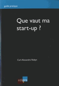 Feriasdhiver.fr Que vaut ma start-up ? Image