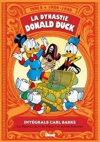 Carl Barks - La dynastie Donald Duck Tome 5 : Les Rapetou dans les choux ! et autres histoires.