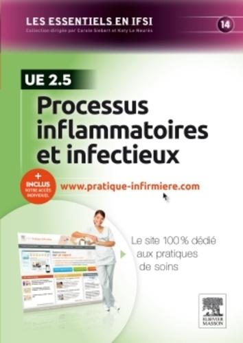 Carl Crouzilles et Carole Siebert - Processus inflammatoires et infectieux UE 2.5.