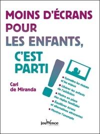 Livres gratuits à télécharger en pdf Moins d'écrans pour les enfants, c'est parti !