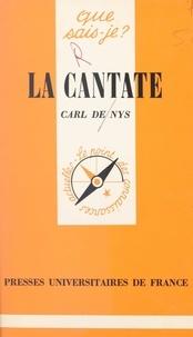 Carl de Nys et Paul Angoulvent - La cantate.