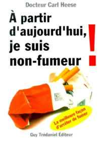 Deedr.fr A partir d'aujourd'hui, je suis non-fumeur! Image