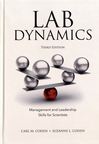 Livre Lab Dynamics- Management and Leadership Skills for Scientists PDF