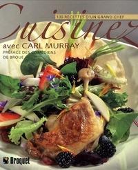 Corridashivernales.be Cuisinez avec Carl Murray - 100 recettes d'un grand chef Image