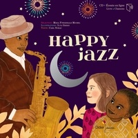 Carl Norac et Ilya Green - Happy jazz. 1 CD audio