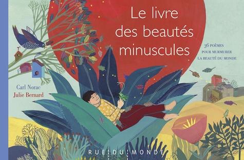 Le livre des beautés minuscules. 36 poèmes pour murmurer la beauté du monde