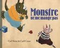 Carl Norac et Carll Cneut - Monstre ne me mange pas.
