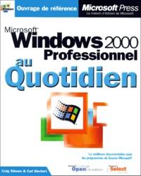 Galabria.be Windows 2000 Professionnel au quotidien Image