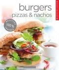 Carla Bardi - Burgers, pizzas et nachos.