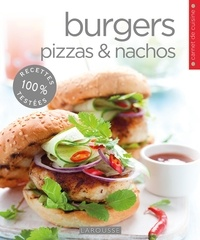 Burgers, pizzas et nachos - Carla Bardi |