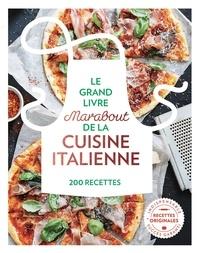 Carla Bardi - Le grand livre Marabout de la cuisine italienne.