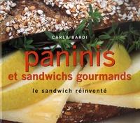 Accentsonline.fr Paninis et sandwichs gourmands - Le sandwich réinventé Image