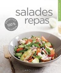 Carla Bardi - Salades repas.