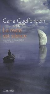Lesmouchescestlouche.fr Le reste est silence Image