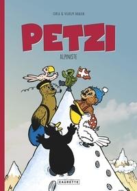 Carla Hansen et Vilhelm Hansen - Petzi  : Petzi alpiniste.