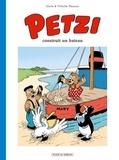 Carla Hansen et Vilhelm Hansen - Petzi Tome 1 : Petzi construit un bateau.