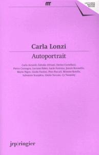 Carla Lonzi - Autoportrait.