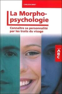 Carleen Binet - ABC de la morphopsychologie.