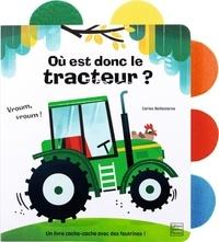 Carles Ballesteros - Où est donc le tracteur ?.