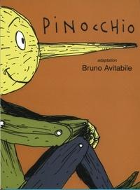 Carlo Collodi et Bruno Avitabile - Les aventures de Pinocchio.