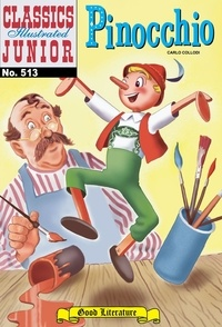 Carlo Collodi et William B. Jones - Pinocchio.