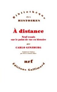 Carlo Ginzburg - .