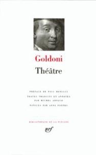 Carlo Goldoni - .