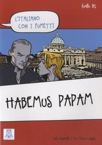 Histoiresdenlire.be L'Italiano con i fumetti - Habemus Papam Image