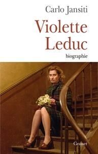 Carlo Jansiti - Violette Leduc Ned.