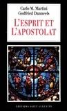 Carlo-Maria Martini et Godfried Danneels - L'Esprit et l'apostolat.