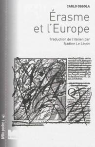 Carlo Ossola - Erasme et l'Europe.
