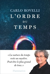 Téléchargements gratuits bookworm L'ordre du temps par Carlo Rovelli in French FB2 9782081409279