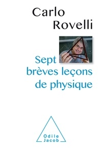 Pdf téléchargement gratuit livres ebooks Sept brèves leçons de physique (Litterature Francaise) par Carlo Rovelli iBook