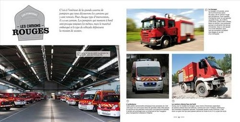 A la découverte des pompiers