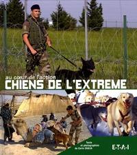 Carlo Zaglia - Chiens de l'extrème - Au coeur de l'action.