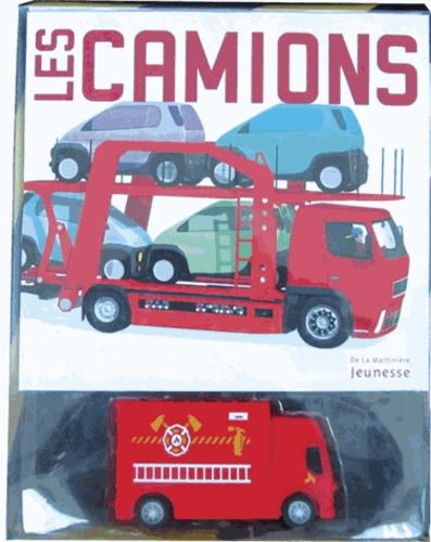 Carlo Zaglia et Jean-Marc Leprêtre - Mon coffret de camions.