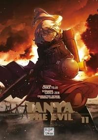 Carlo Zen et Chika Tojô - Tanya The Evil Tome 11 : .