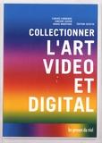 Carlos Cardenas et Vincent Justin - Collectionner l'art vidéo et digital.
