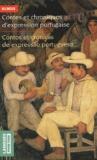 Carlos Drummond de Andrade et  Anomimo africano - Contes et chroniques d'expression portugaise - Edition bilingue français-portugais.