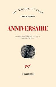 Carlos Fuentes - Anniversaire.