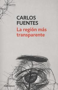 Carlos Fuentes - La region mas transparente.