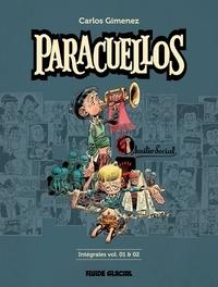 Carlos Giménez - Paracuellos  : Coffret en 2 volumes : Tomes 1 et 2.