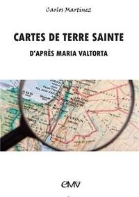 Deedr.fr Cartes de terre sainte d'après Maria Valtorta Image