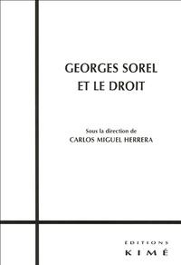Carlos Miguel Herrera - Georges Sorel et le droit.