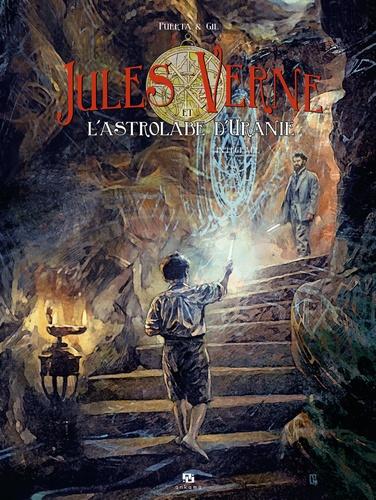 Jules Verne et l'astrolabe d'Uranie Intégrale Tomes 1 et 2