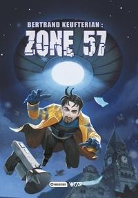 Carlos Rodrigo et Guillaume Mathias - Bertrand Keufterian : Zone 57.